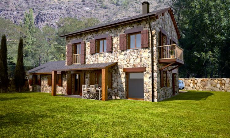 Parcela urbanizada 91.000€ - Enveitg - La Cerdanya